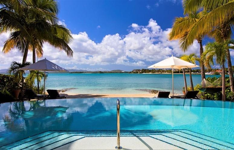 Sea Star Villa Jumby Bay
