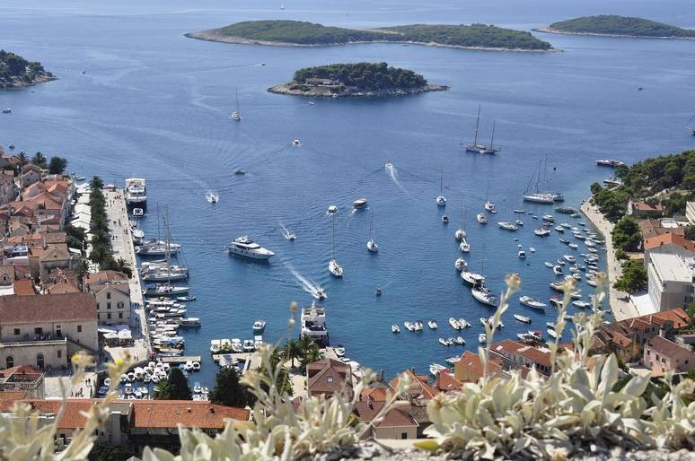 View of Hvar