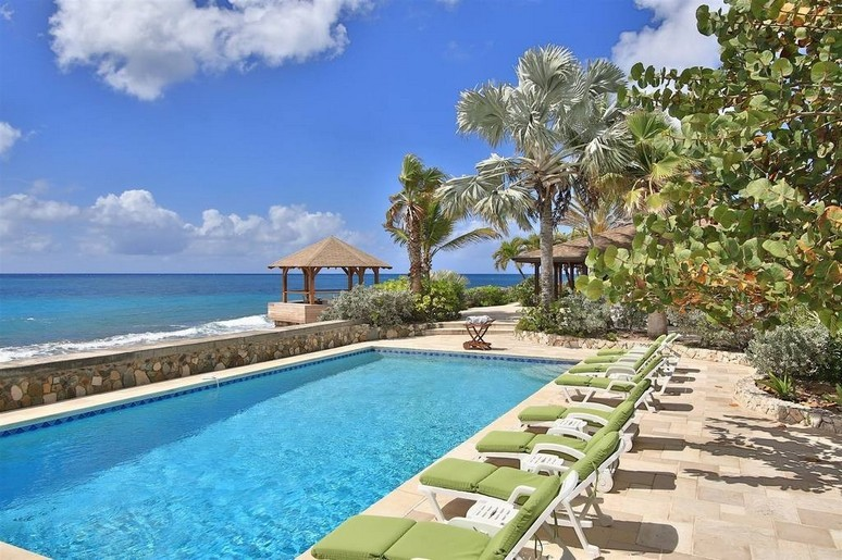 Blue Beach Villa St Martin