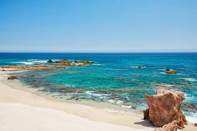 Beach at Los Cabo