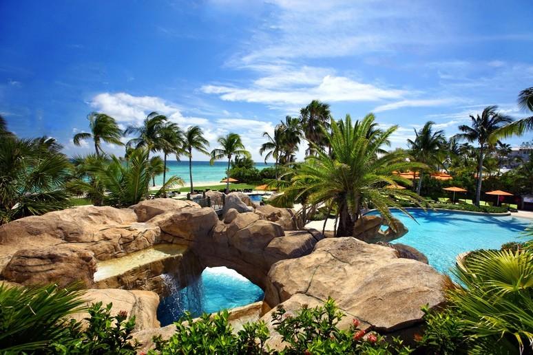 Albany Resort Family Swimming Pool
