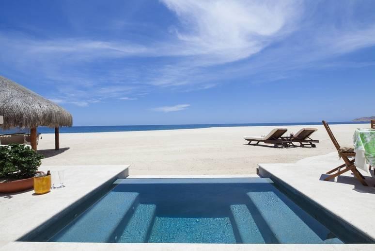 Las Ventanas resort in Los Cabos