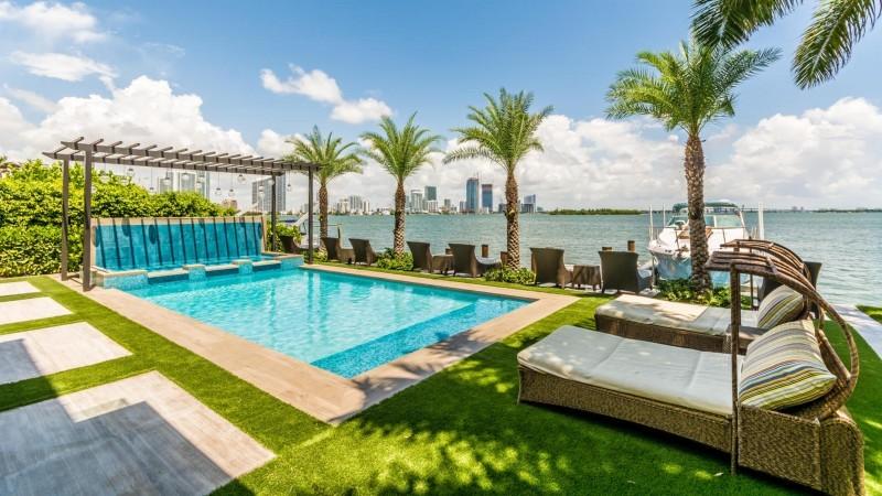 Villa Britto in Miami