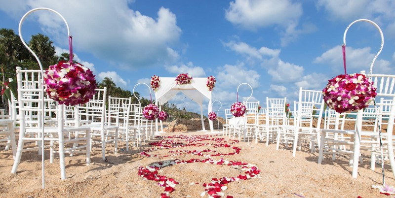A Wedding at Koh Samui