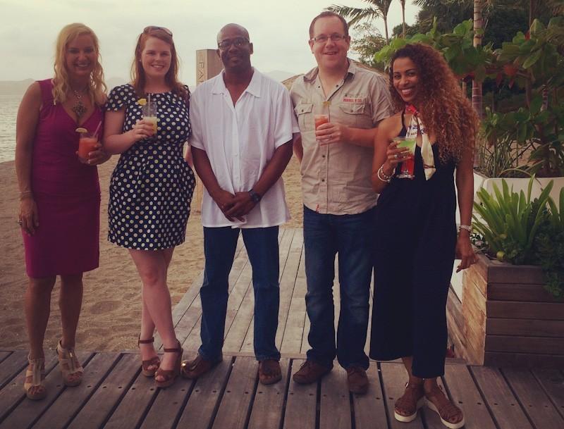 Paradise Villa in Nevis