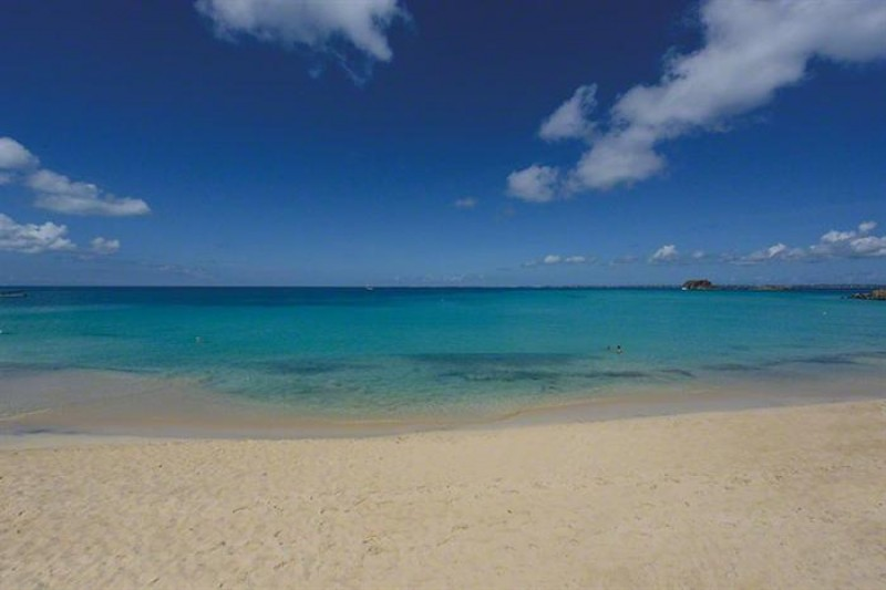 Petit Plage is a quite beach where one can go to escape from all of the other tourists