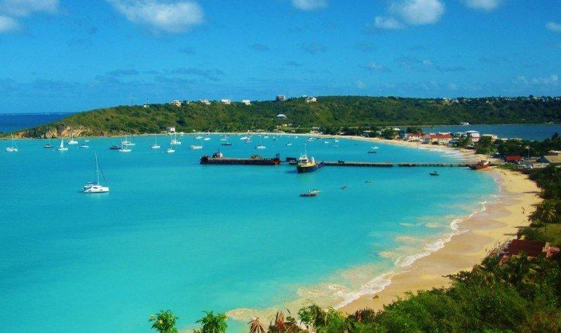 Sandy Ground is the entertainment capital of Anguilla, a night-life that is lively and fun