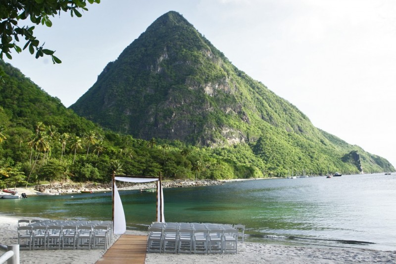 Getting Married In St Lucia Is Truly An Enchanted Affair With So Many Superb Locations On Offer And The Option Of Finest Best Wedding Planner