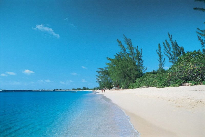 Beaches in the Cayman Islands