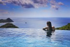 Anantha Asmani - St Lucia Luxury Vacation Rental - Infinity Pool 17