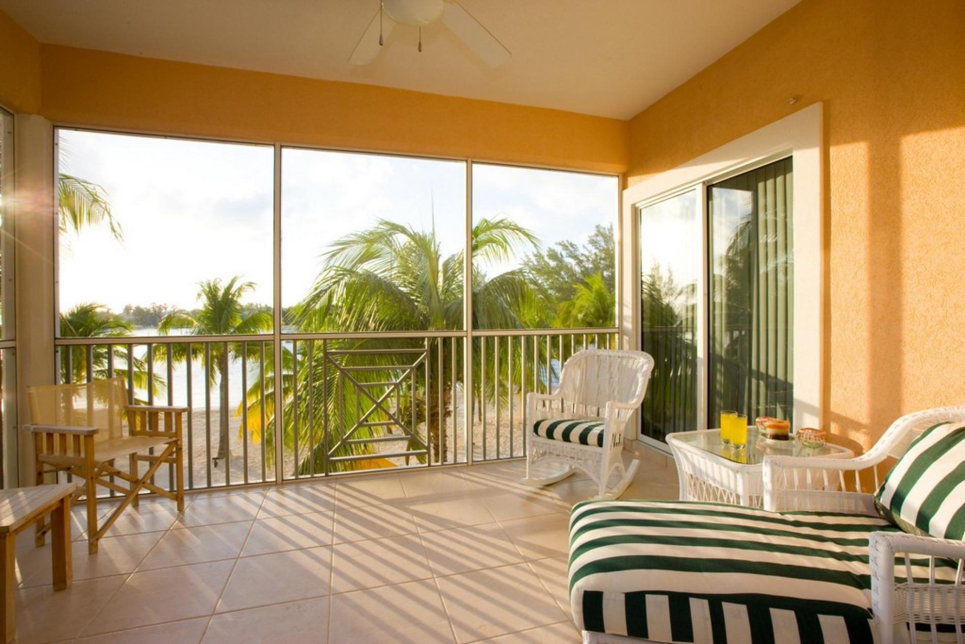 Kaibo Yacht Club 29c Beachfront 2 Bedrooms