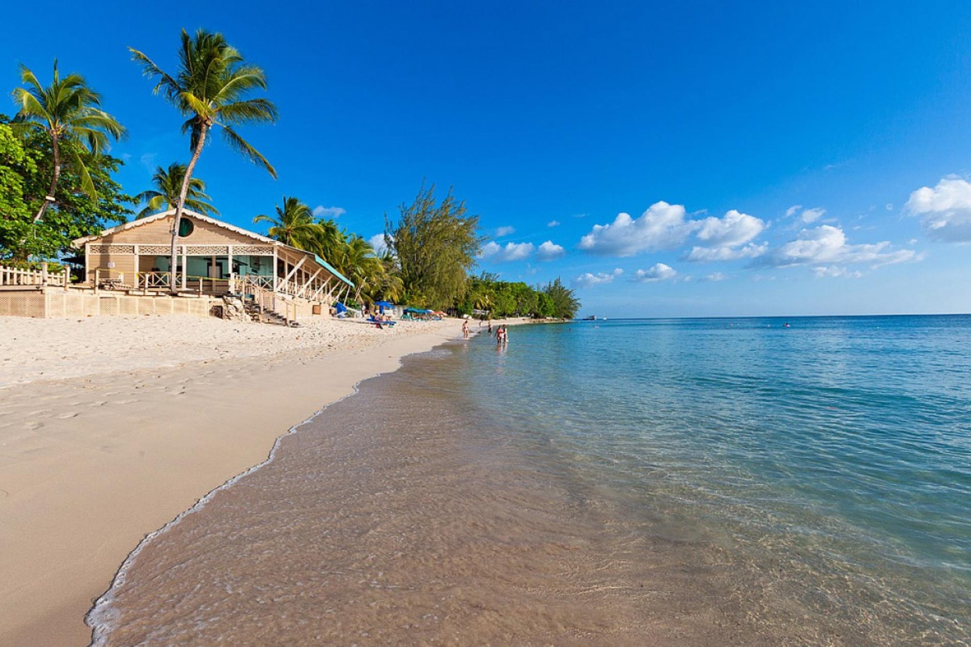 Caribbean Barbados St Peter Mullins Bay