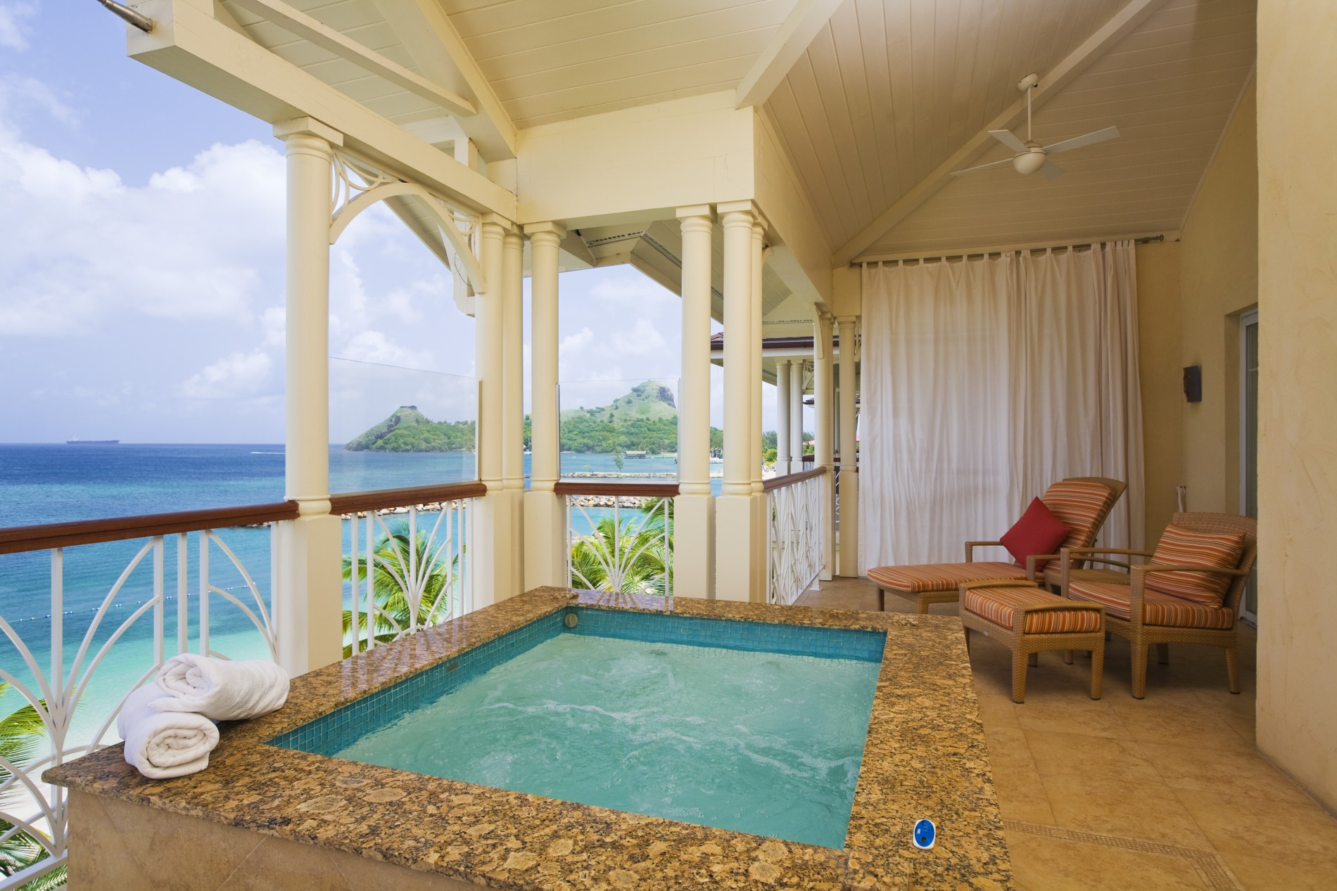 The Landings Resort  St Lucia  Exceptional Villas