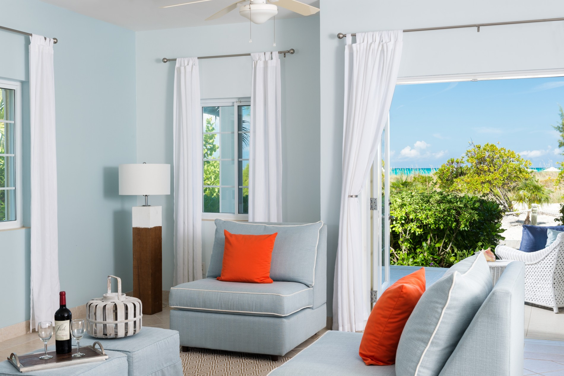 2 Bedroom Oceanfront Suite Beach House Exceptional Villas