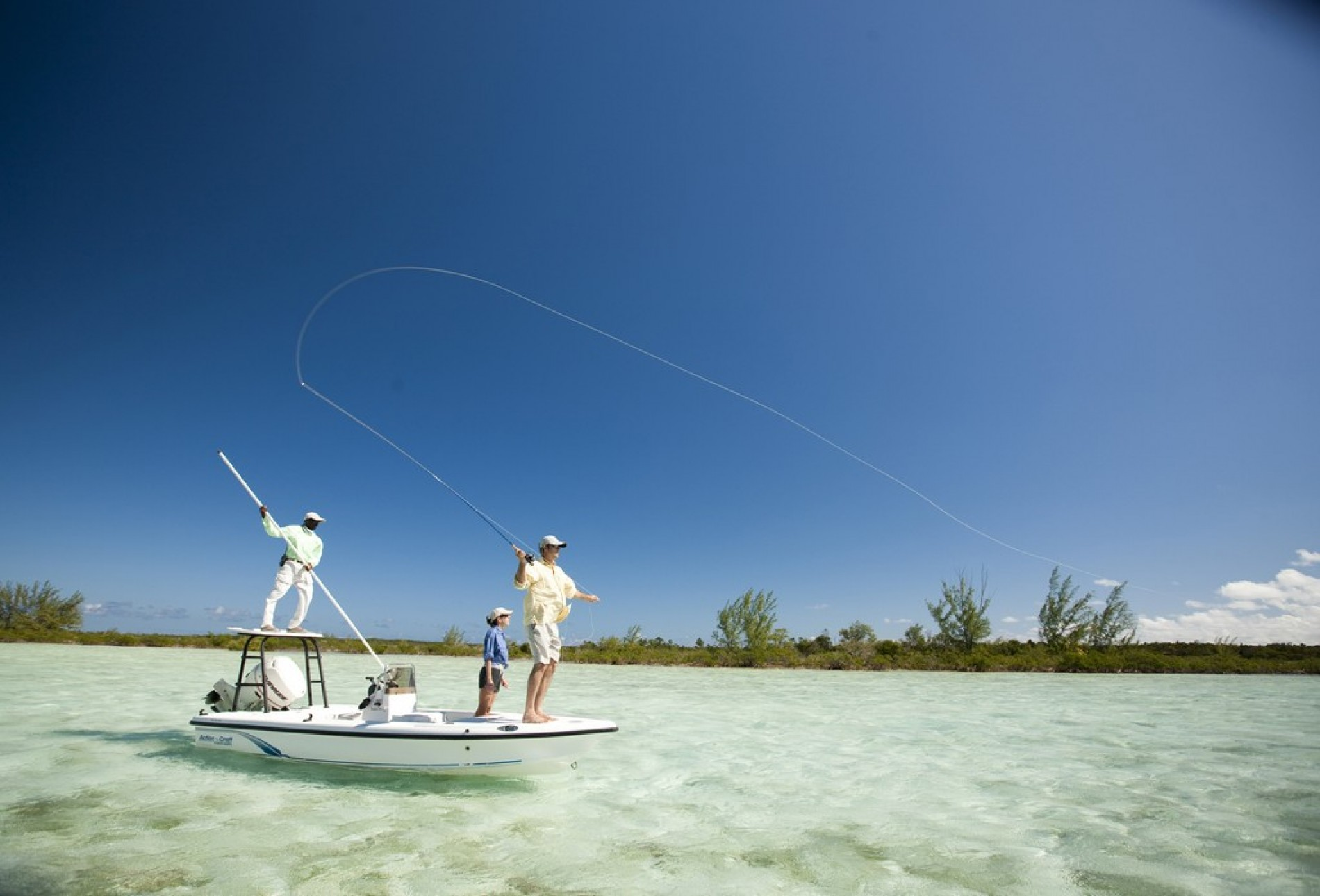 Birdsnest villa tiamo resort luxury resort in the bahamas for Bahamas fishing license