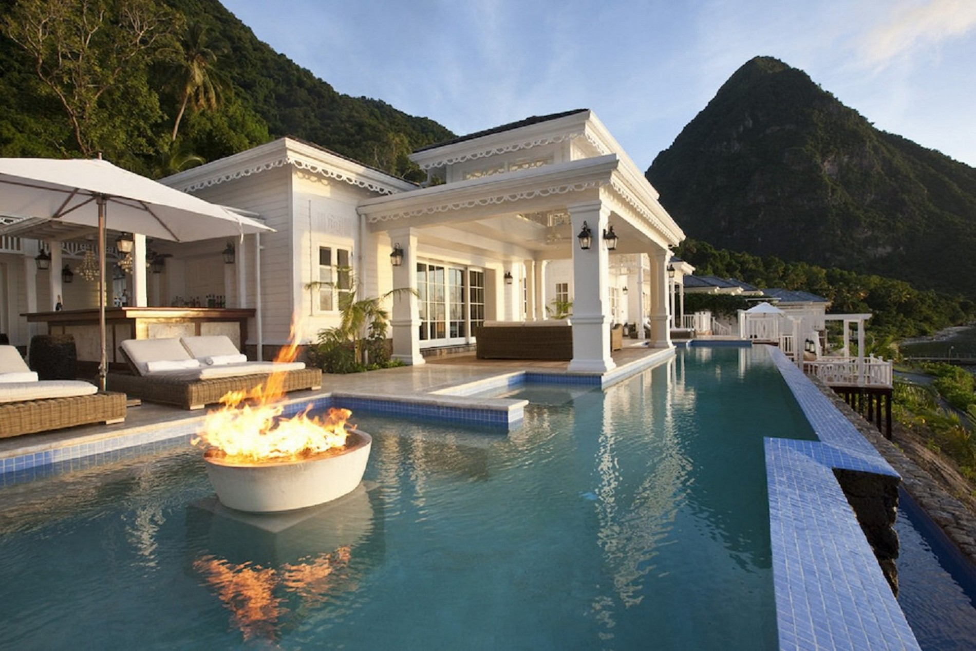 Sugar Beach Resort 4 Bedroom Ocean