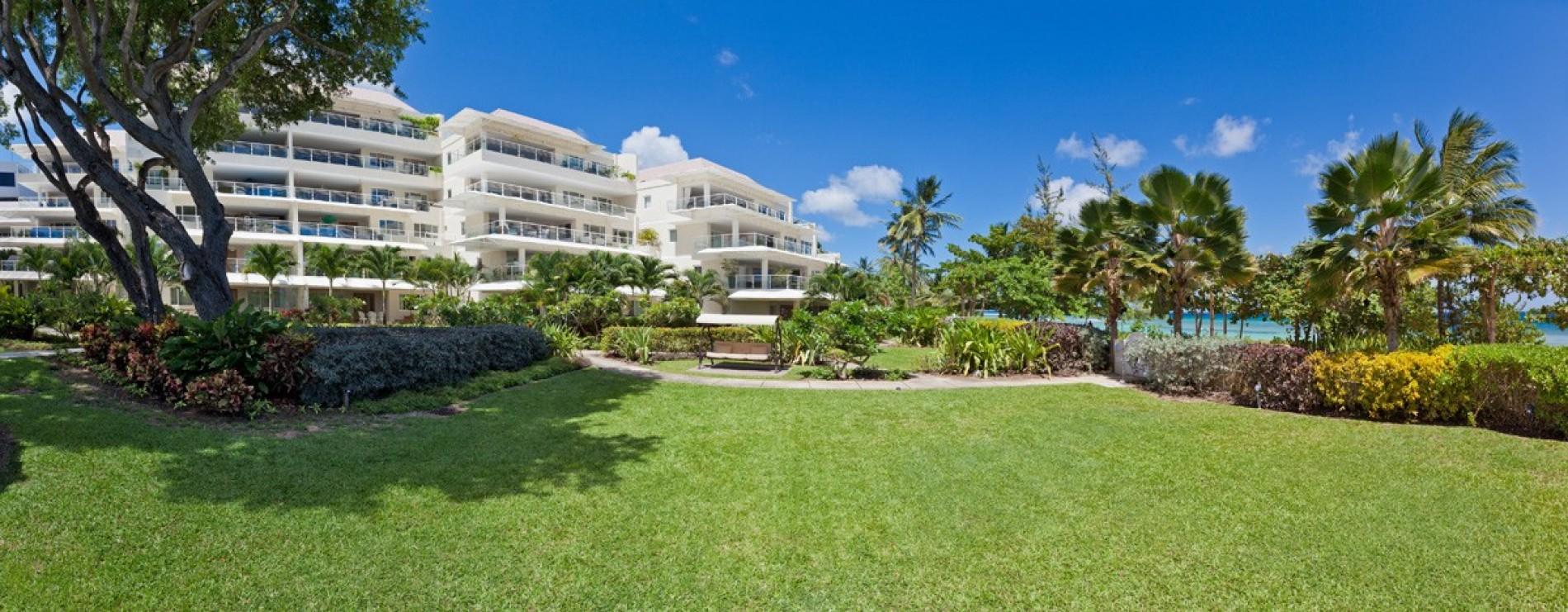Palm Beach 405 - Christ Church - 2 Bedrooms