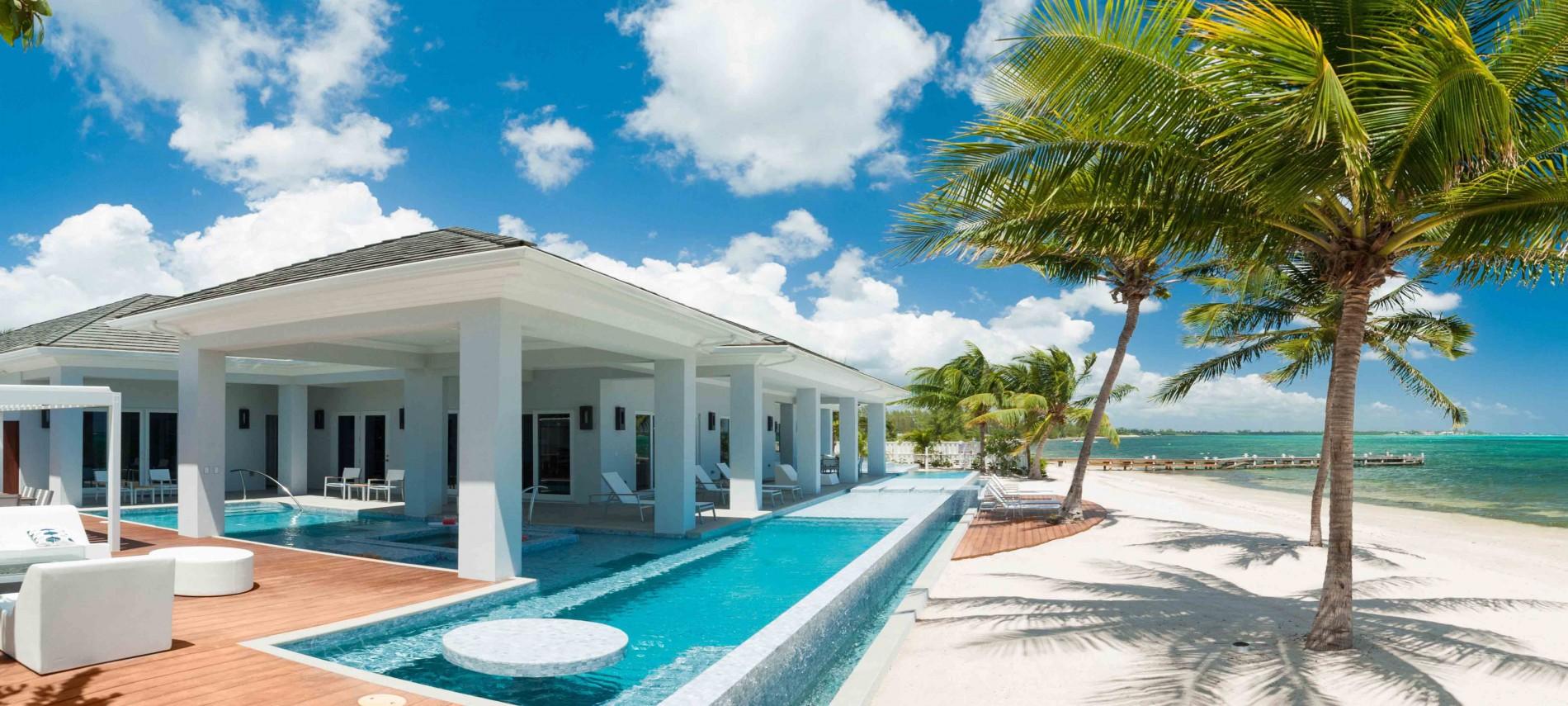 Grand Cayman Villas >> Point Of View Cayman Islands Luxury Villa Cayman Islands