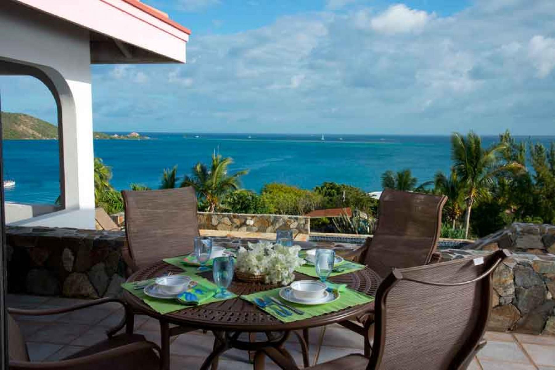 spyglass villa - 3 bedrooms - ocean views