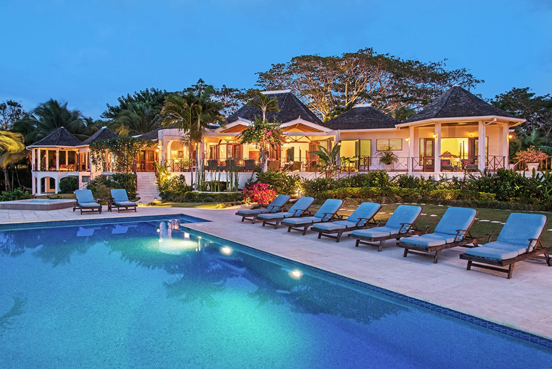 Sugar Hill At The Tryall Club Villa In Jamaica Luxury Villa
