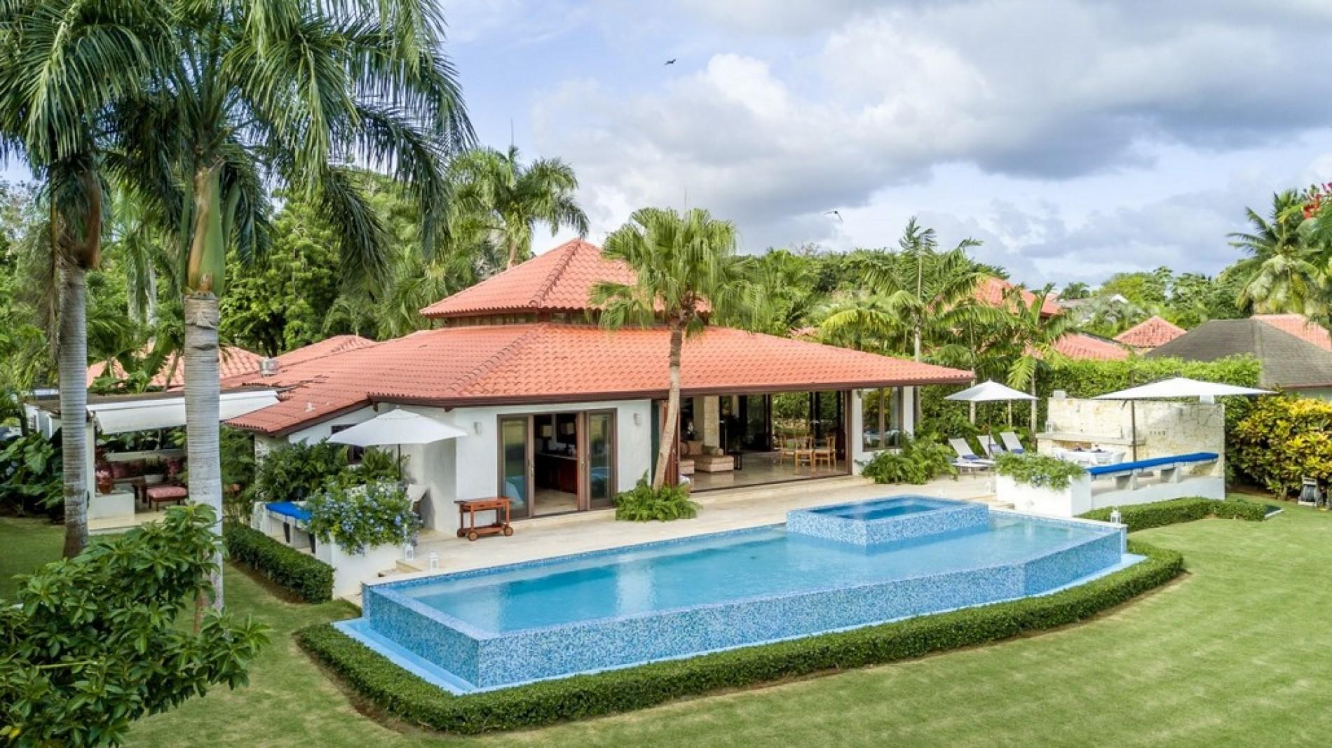 Villa Flamboyan - 4 bedroom - Casa De Campo
