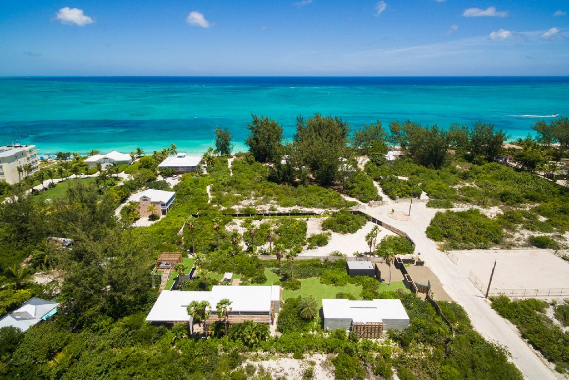 Islander | Luxury Villas in Turks and Caicos | Grace Bay