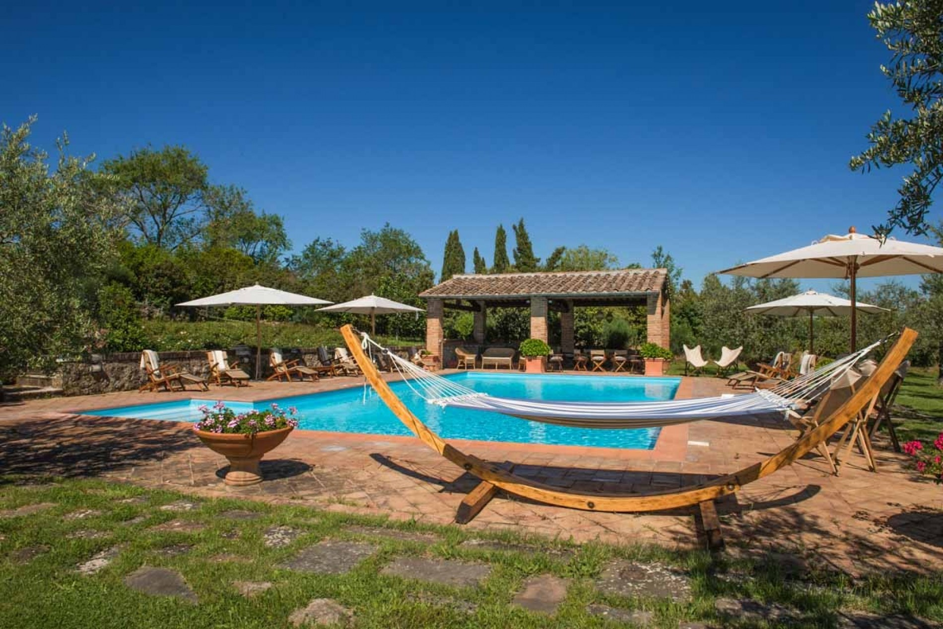 Villas Near Siena Italy senese - 9 bedrooms - stunning location