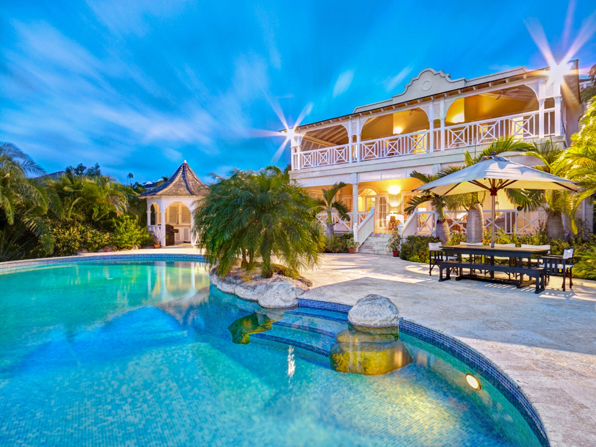 Luxury Vacation Rental Barbados 1