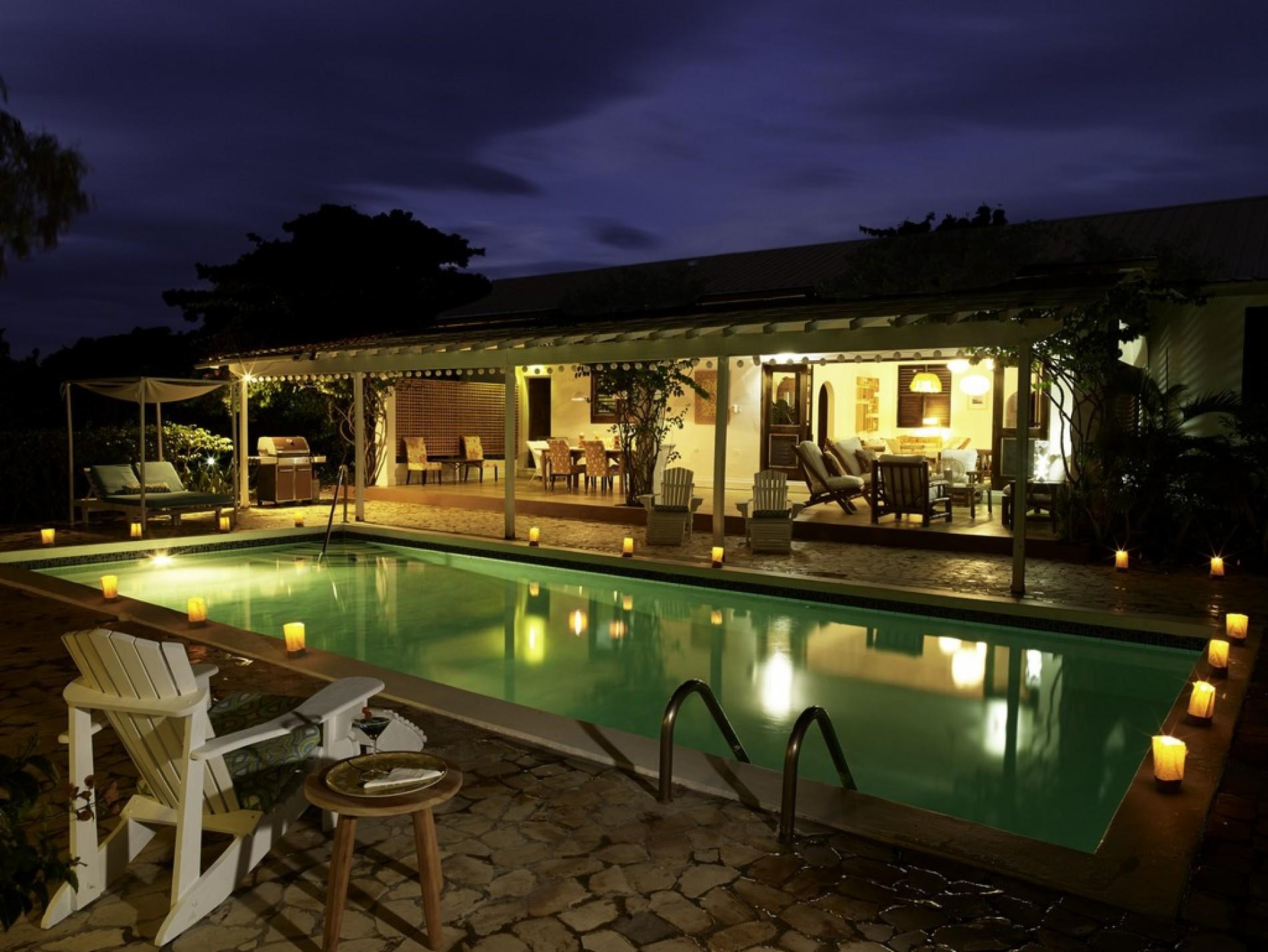 Villa Calabash Bay At Jakes 4 Bedrooms