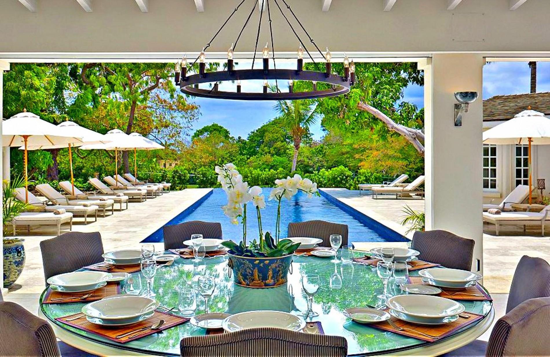 Casablanca -7 Bedroom villa- Sandy Lane Estate