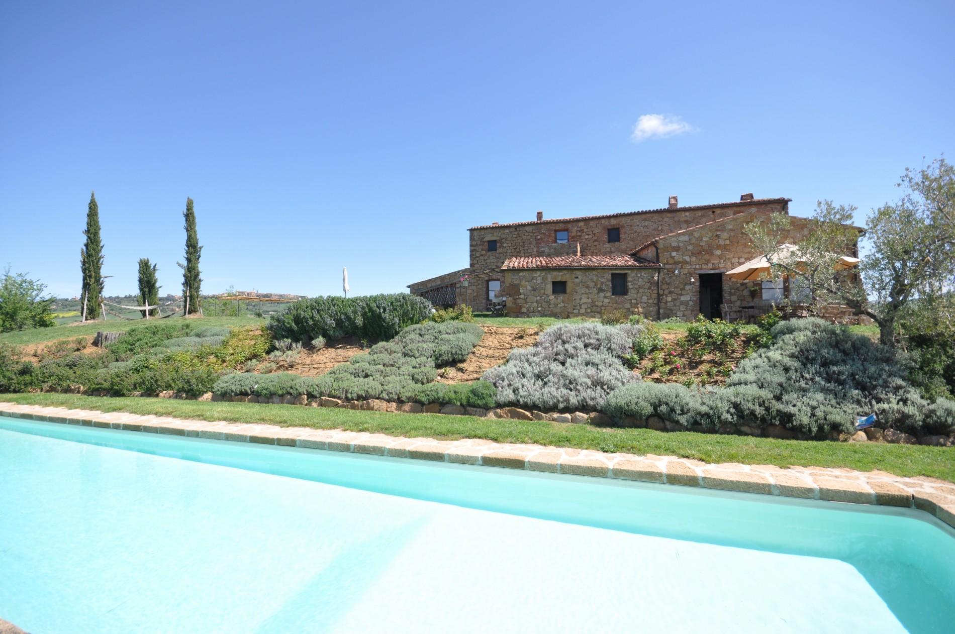 Casale Orcia - Luxury Villa - 6 Bedrooms