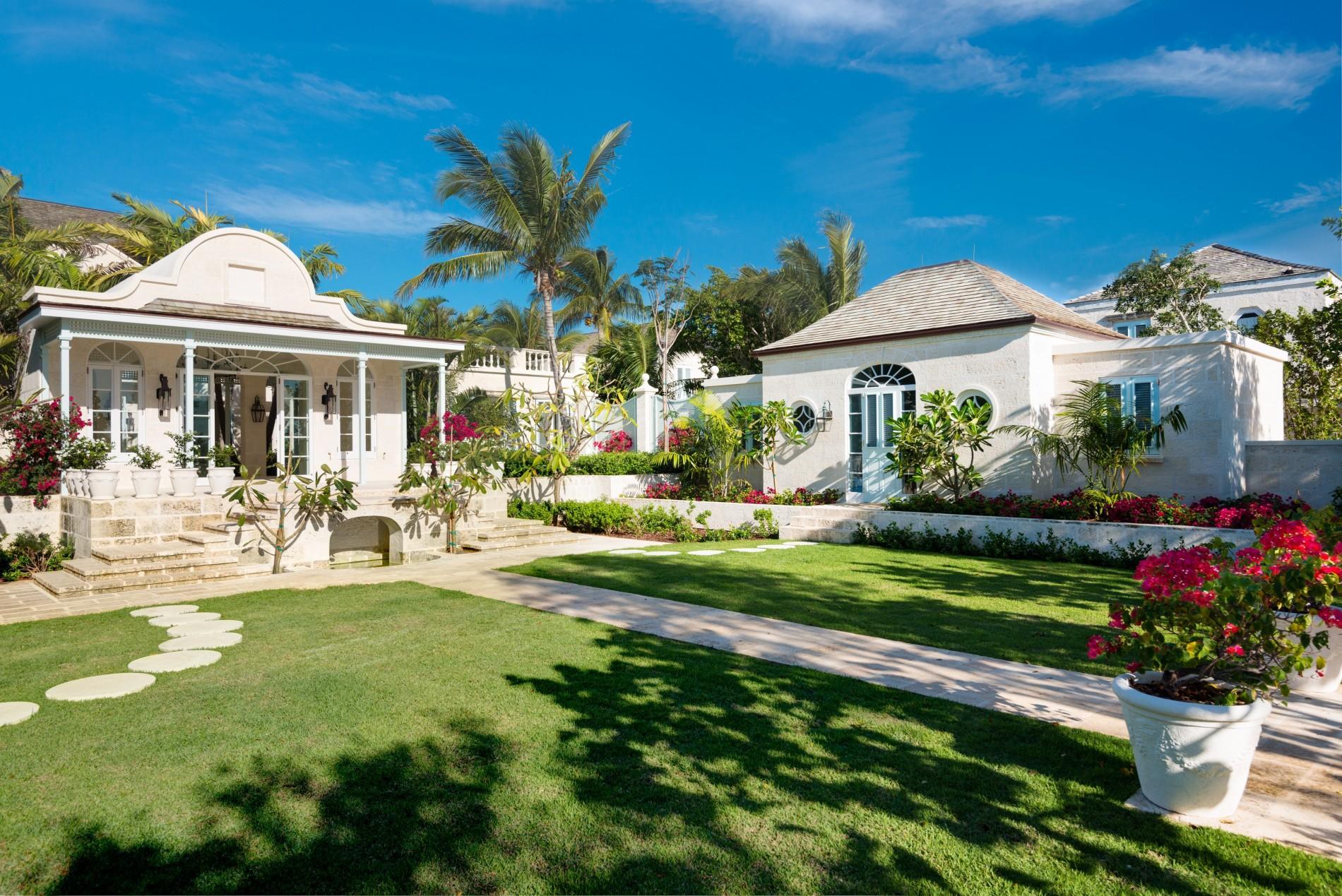 Coral Pavilion Grace Bay Luxury Villas In Turks Amp Caicos