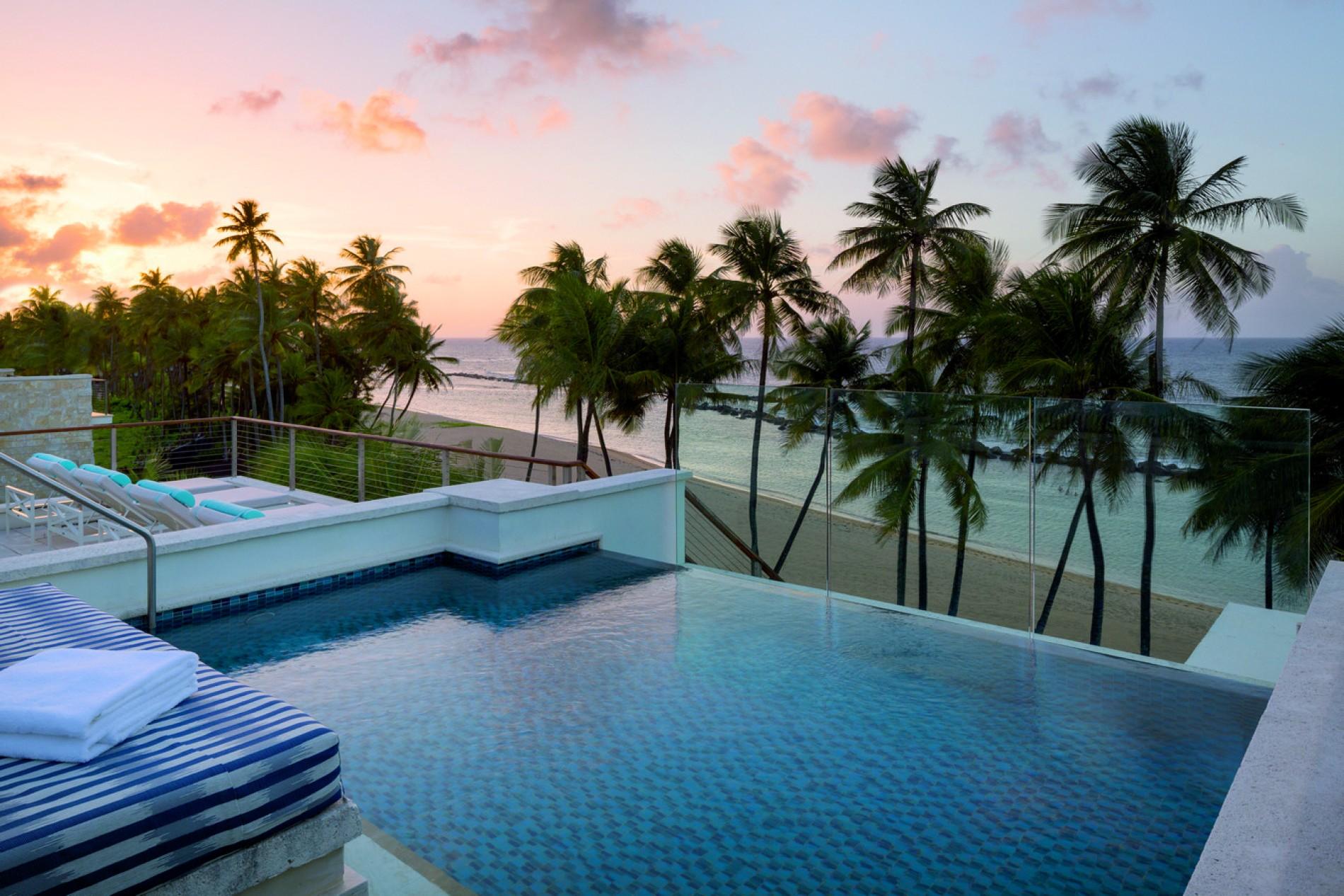 Plantation Hotel Dorado Beach Puerto Rico