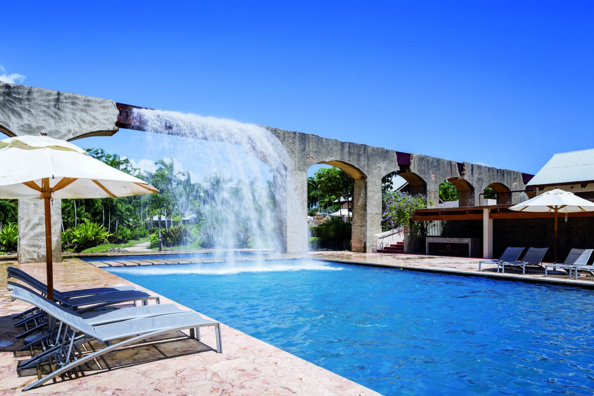 Caribbean Puerto Rico Dorado Beach Su Casa Resort Pool Overview Testimonials