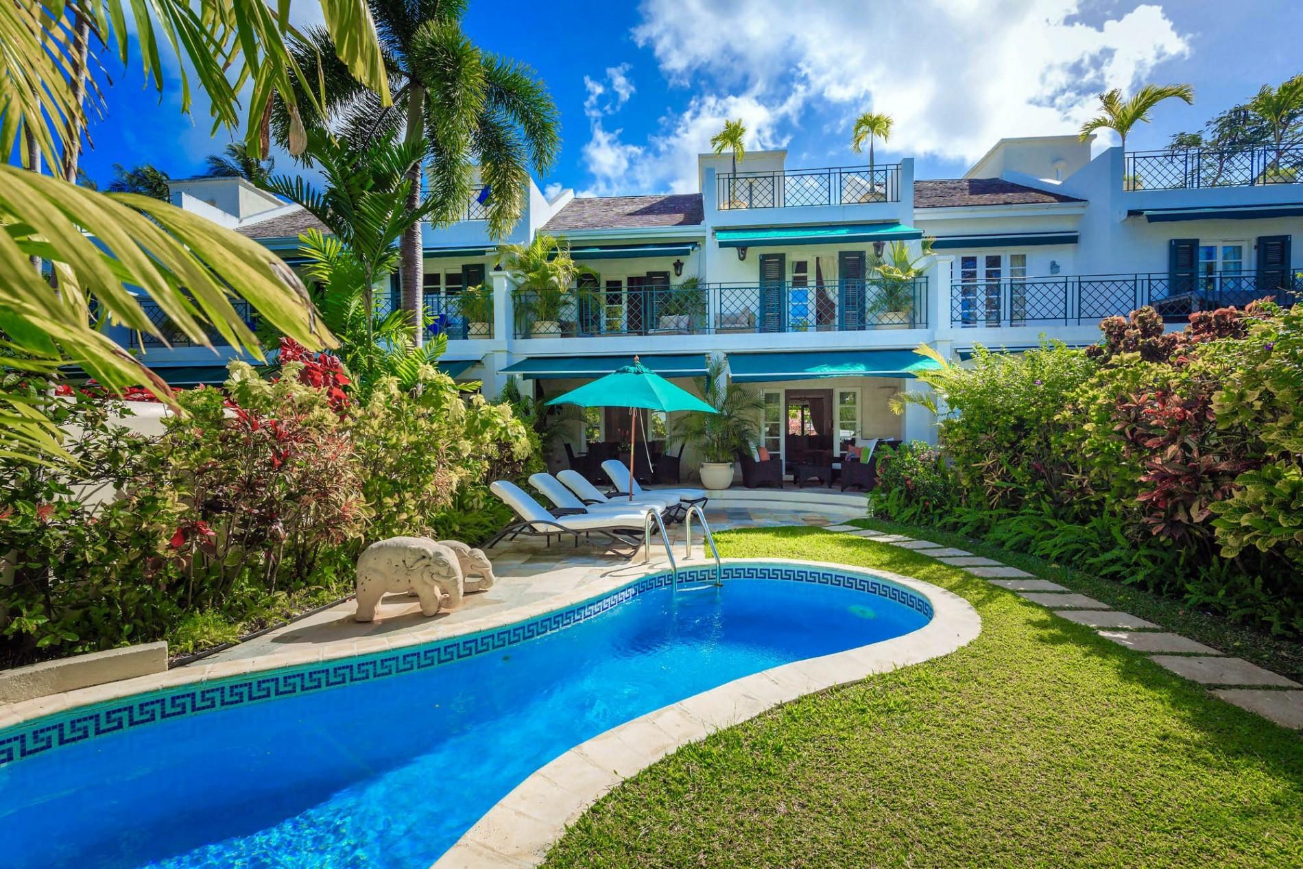 Mullins Townhouse 7   Barbados   Exceptional Villas   4 bedroom