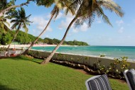 West We Go - Beachfront Villa - Sea View