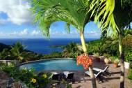 Canefield House 3 Bedrooms Ocean Views