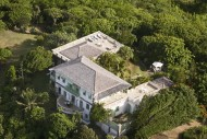 Cap Pavilion Villa - st lucia luxury vacation rental - Aerial View 1