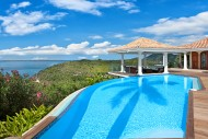 Happy Bay St Martin Luxury Villa