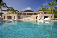Hummingbird Villa - Luxury 7 Bedroom Villa in Mustique - View of Villa