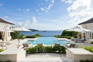 Villa Les Jolies Eaux - Luxury 5 bed Villa Mustique - Stunning Ocean Views