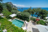 Litodora Villa in Capri, Italy