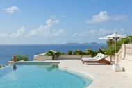 Plantation House - Luxury 6 Bed Villa Mustique - Panoramic Sea Views