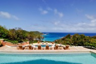 Sienna Villa - Luxury 4 Bedroom Villa in Mustique - Spectacular Ocean View