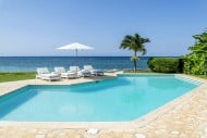 Sunrise, 4 bedroom beachfront villa, part of The Tryall Club