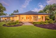 Anini Beach Front Villa Kauai Hawaii