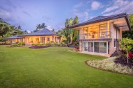Anini Beach Front Home, Kauai, Hawaii
