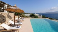 Bruno III & the gorgeous & private pool terrace