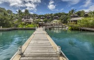 Capella Resort - Dock