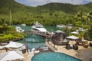Capella Resort Marigot - Marina